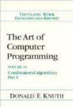 Art Of Computer Programming: Combinatorial Algorithms