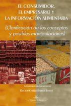 El Consumidor, El Empresario Y La Informacion Alimentaria: Clarif Icacion De Los Conceptos Y Posibles Manipulaciones