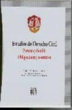 Estudios De Derecho Civil, 2 Tomos.