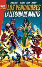 Los Vengadores. La Llegada De Mantis