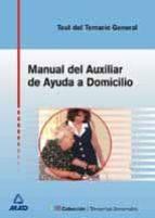 Manual Auxiliar Ayuda A Domicilio. Test