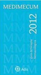Medimecum 2012. Guia De Terapia Farmacologica