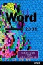 Word 2000: Ejercicios Para Oposiciones